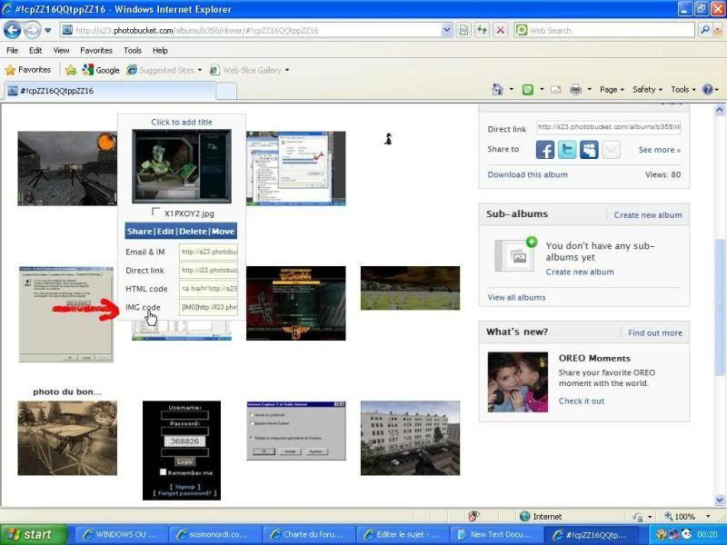 Charte du forum  A LIRE AVANT DE POSTER ScreenHunter_01Feb100020