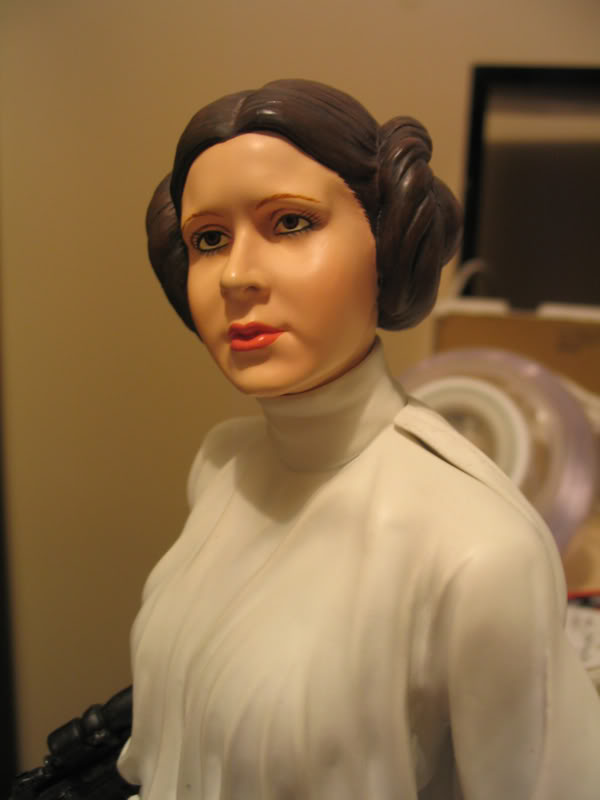 Princess Leia ANH Mini bust IMG_3119