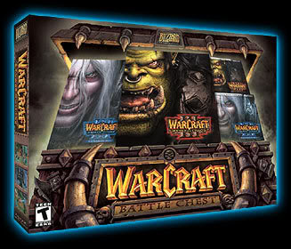 Warcraf III Rign Of Chaos y The Frozen Throne Boxshot