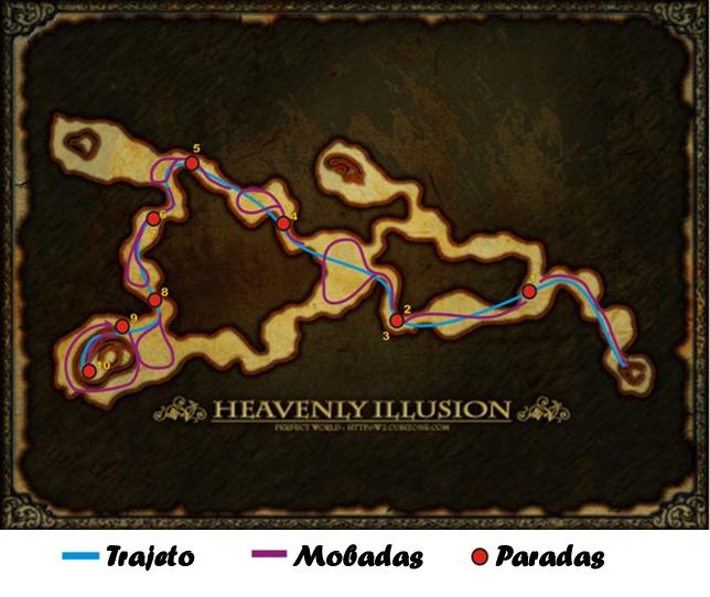 TUTORIAL CAMINHO DAS CONQUISTAS (RUSH EM DGS) Mapa89rushReduzida