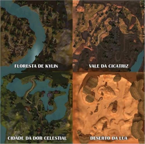 GUIA IMPÉRIO ANCESTRAL (MAPAS) MapasImperio