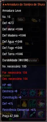 ARMADURAS DO NIRVANA DuskArmaduraleve1