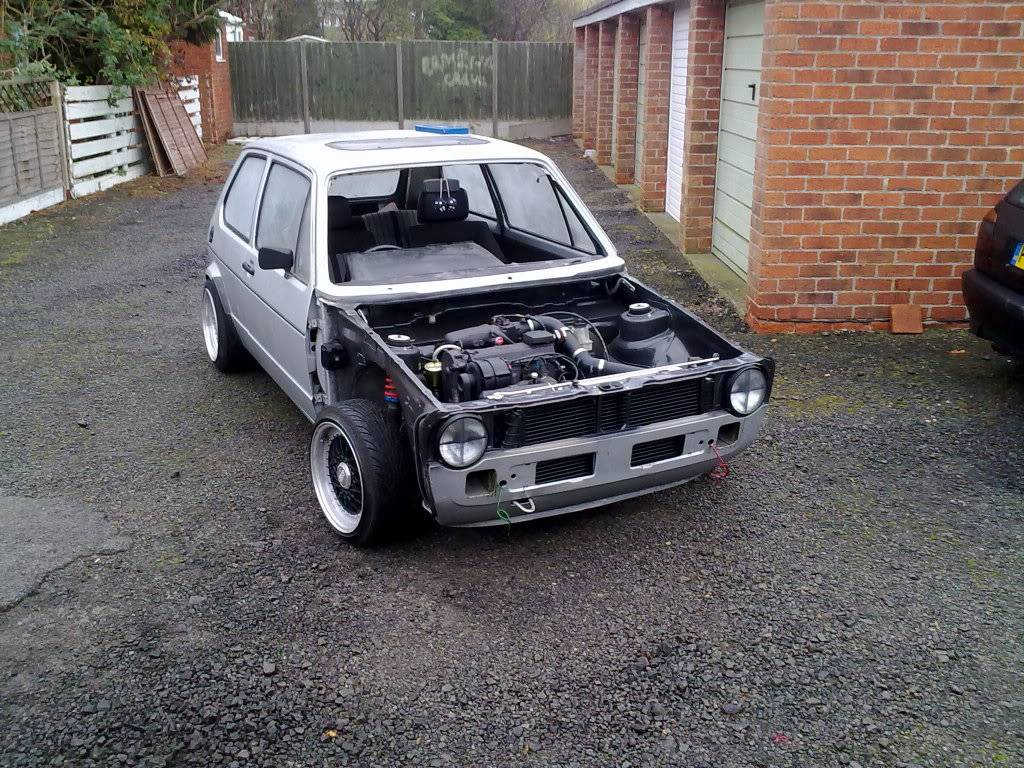 My mk1 Golf G60 (Bit of paint going on at last) - Page 6 21112009112