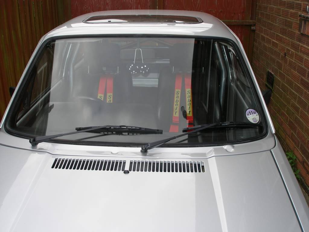 My mk1 Golf G60 (Bit of paint going on at last) - Page 2 P1010435