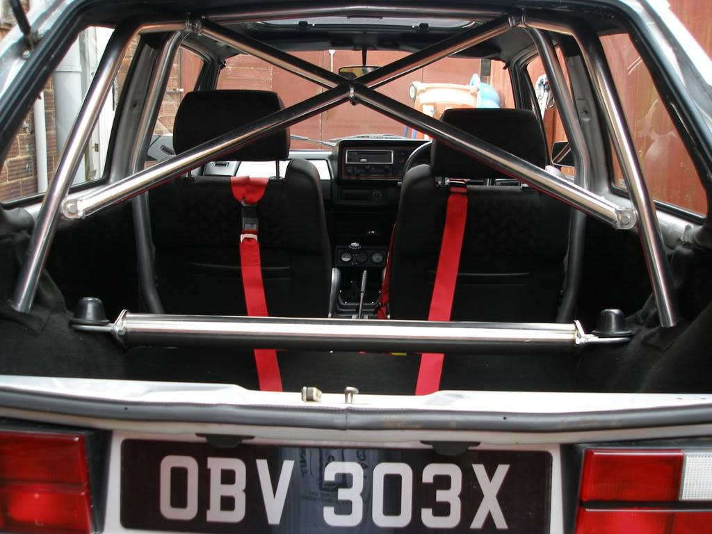 My mk1 Golf G60 (Bit of paint going on at last) - Page 2 P1010442