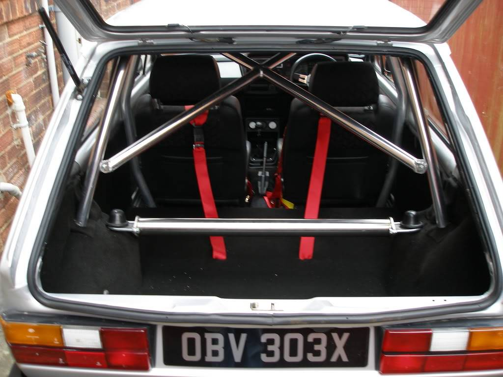 My mk1 Golf G60 (Bit of paint going on at last) - Page 2 P1010445