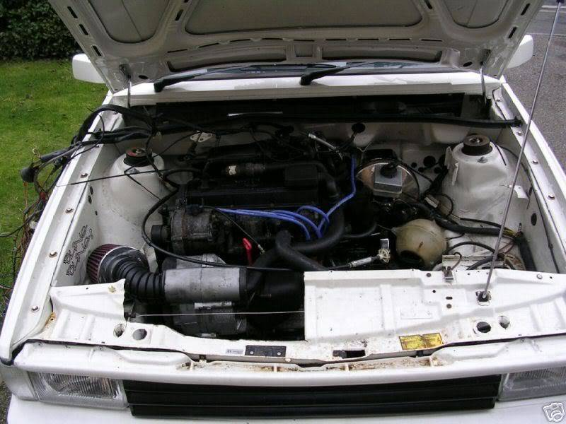 The other VW **update engine is out** A254_3