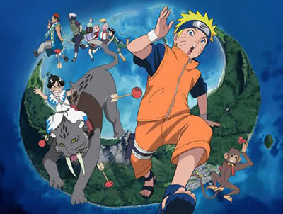 Présentation NARUTO Naruto