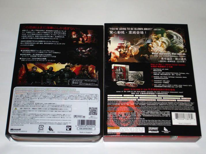 [分享]《战争机器2》限定版DISC2特典制作花絮H264 720P+画集扫描50P纳米盘下载 Game3