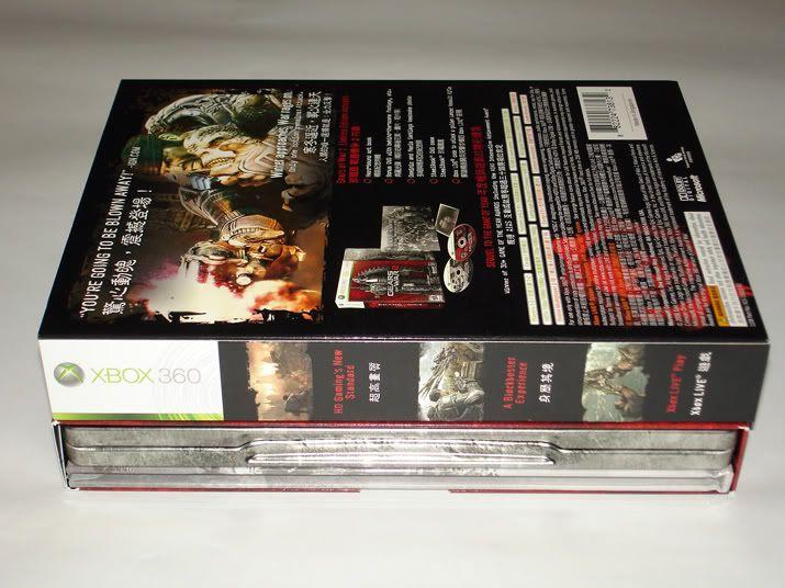 [分享]《战争机器2》限定版DISC2特典制作花絮H264 720P+画集扫描50P纳米盘下载 Game5