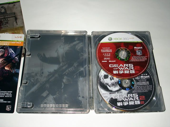 [分享]《战争机器2》限定版DISC2特典制作花絮H264 720P+画集扫描50P纳米盘下载 Game6