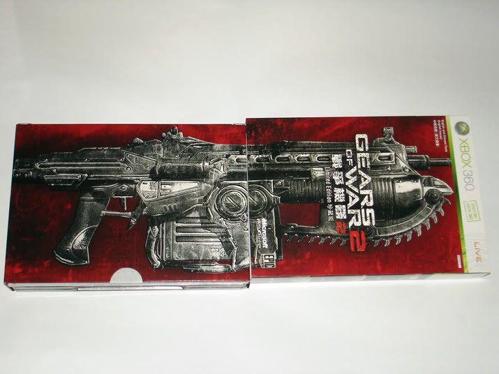 [分享]《战争机器2》限定版DISC2特典制作花絮H264 720P+画集扫描50P纳米盘下载 Game8