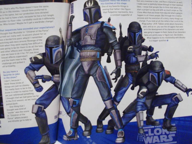 Mandalorians in The Clone Wars DW4