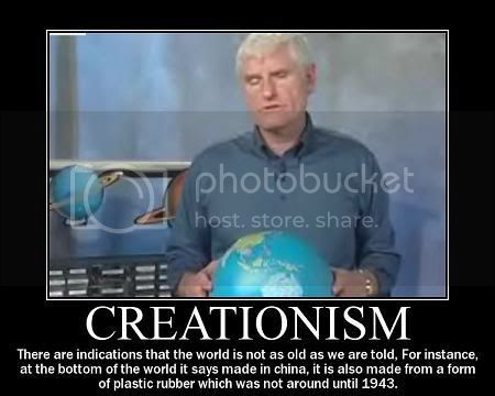 Demotivational posters Creationism-1sml