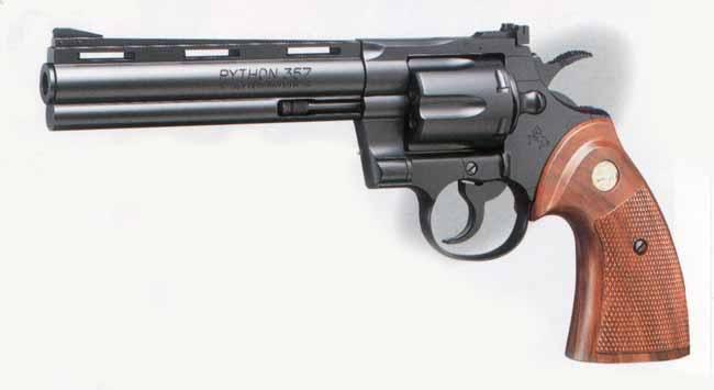 Вооружение Киндрэт - Страница 2 Marui_Colt_Python_357mag_6inch