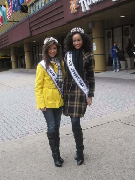 Miss New Jersey USA 2010 - Chenoa Greene Nj