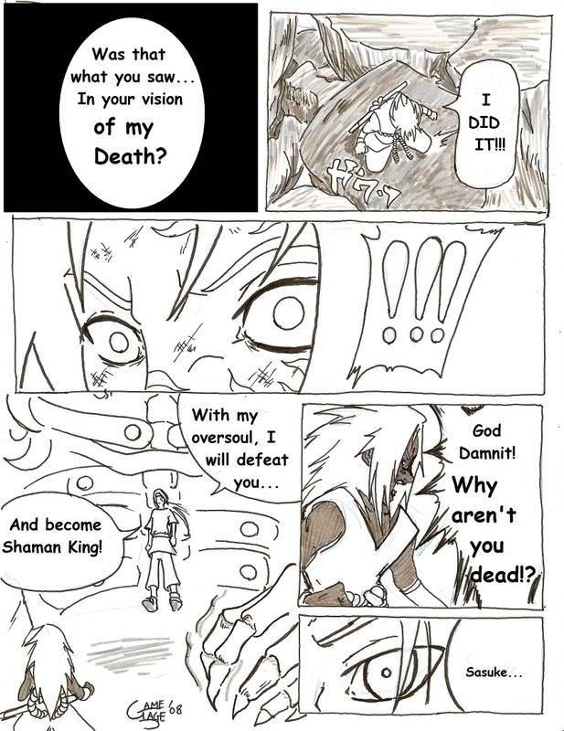 Feelings on Naruto Manga (warning: SPOILERS) SasukeItatchisk