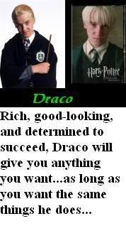 Jaka postać męska z HP ma to, czego pragniesz? - Page 2 DracoMalfoy
