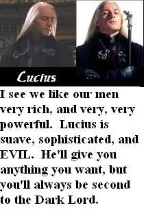 Jaka postać męska z HP ma to, czego pragniesz? - Page 2 LuciusMalfoy