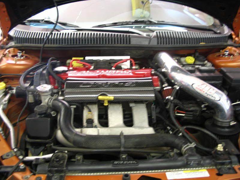 SRT Winter Build including GT3076R turbo install. IMG_0054-1