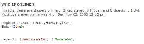New Forum Name. Site
