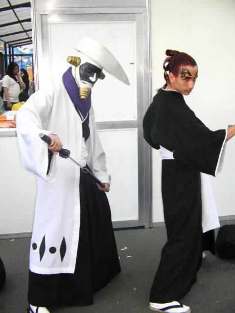Cosplays de Bleach y Otros Anime20Friends20095