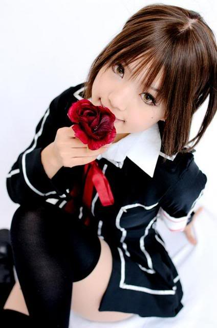 Cosplay Vampire Knight YukiCosplay
