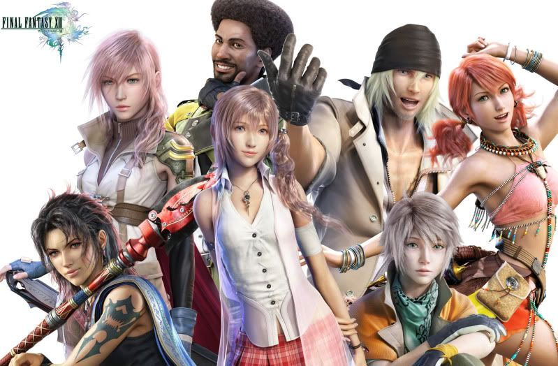 La saga Final Fantasy FFXIII_Character_Wallpaper_by_Tunac