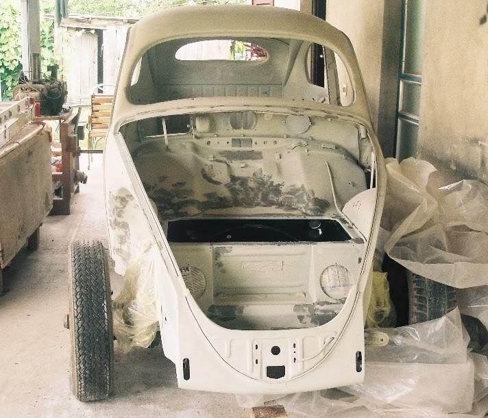 VW 1100 1953 - Page 5 Priprema