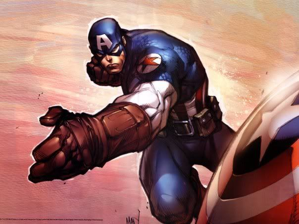 [Bowen] Ultimate Captain America - Variante - Fantastic! Ultimatecap