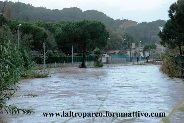 Allagamenti e alluvioni: si possono evitare? Lafocecopia