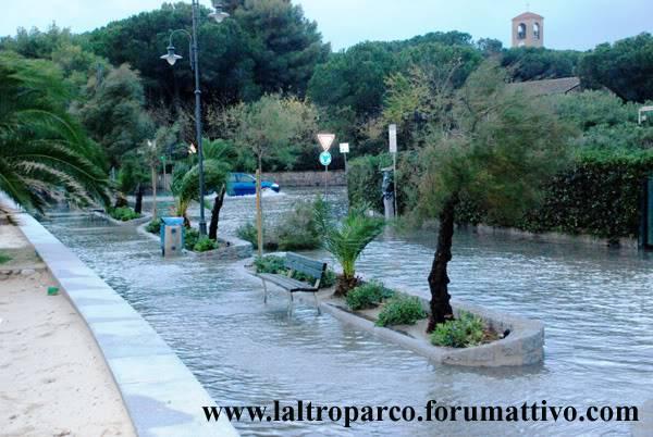 Allagamenti e alluvioni: si possono evitare? Lungomare2copia