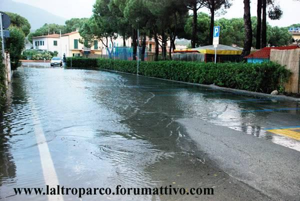Allagamenti e alluvioni: si possono evitare? Pinetinacopia