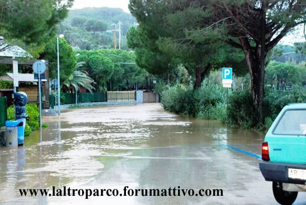 Allagamenti e alluvioni: si possono evitare? Stradafoce2copia