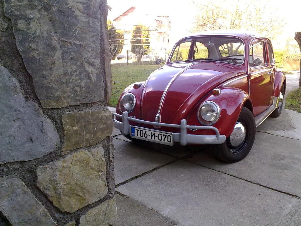 VW Käfer 1965 260120122888