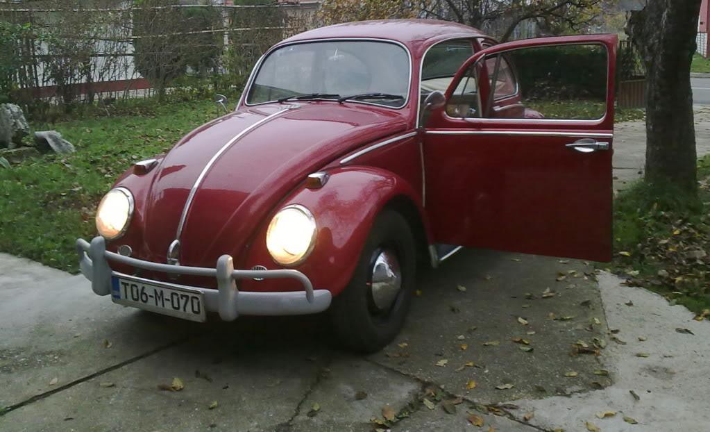 VW Käfer 1965 65