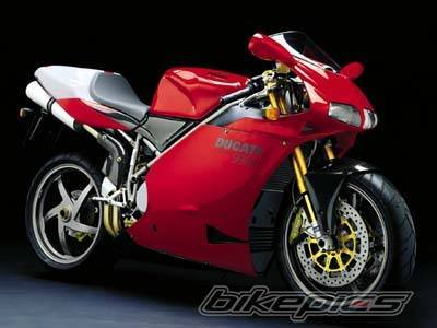 899 Panigale Ducati-998