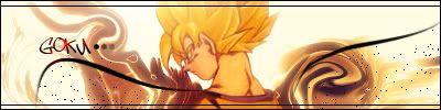 Postea tu primera firma Goku