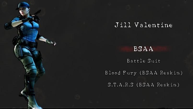 Jill Bsaa, sustituye a Sheva en todos los modos de jugar 911963-GXISD6J