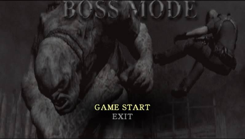 Boss Mode - Nuevo modo de batalla en mercenarios BossModeLogo