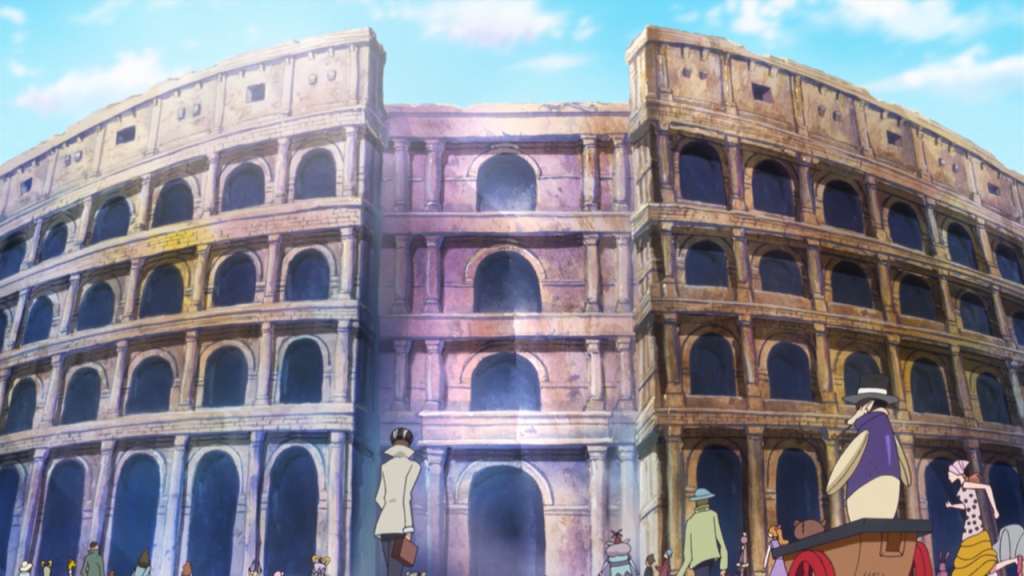 Lugares Spiritual Forest Corrida_Colosseum_Infobox