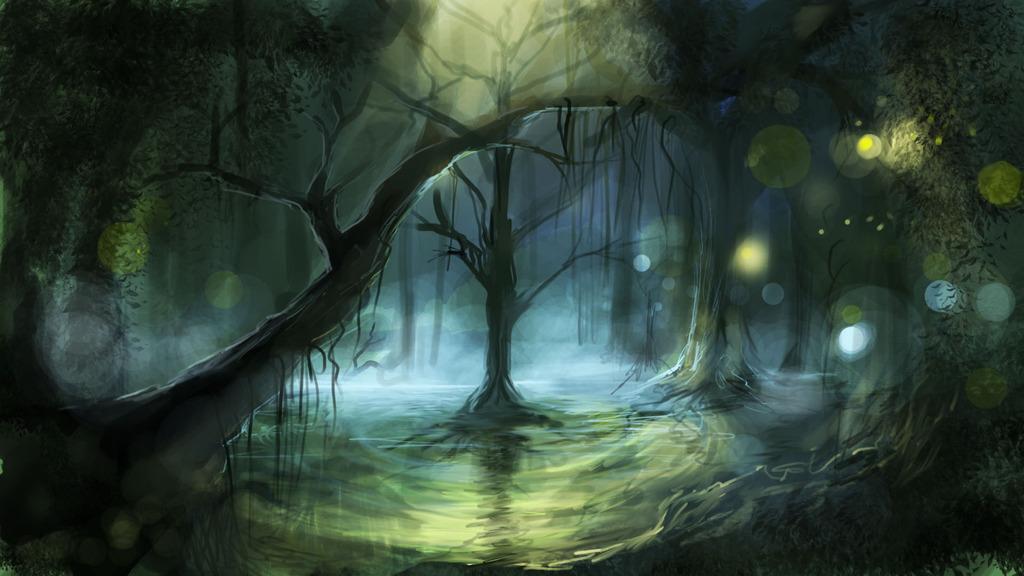Lugares Spiritual Forest Pantano-306619