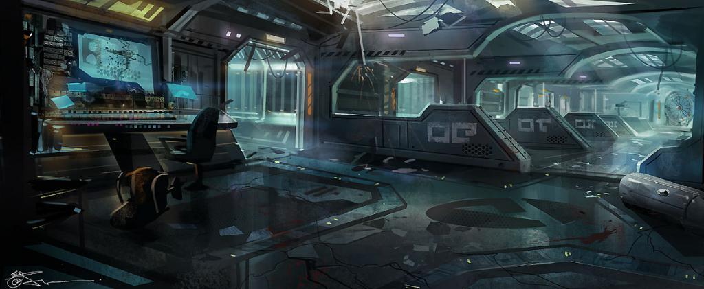 Lugares Ilussion Terra Space-interior