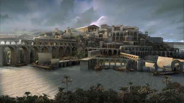Lugares Spiritual Forest Atlantis-image