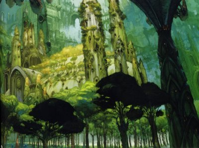 Lugares Spiritual Forest Forestcity