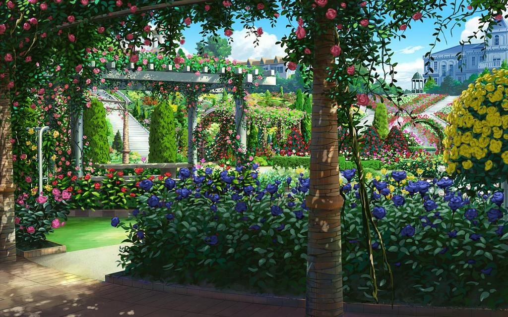 Lugares Seigi No Yume Jardin