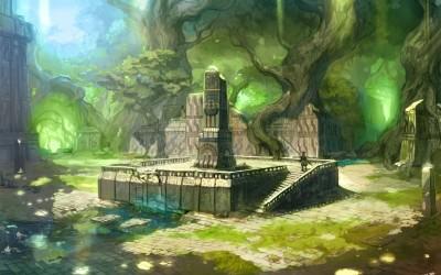 Lugares Broken Wings Ruins-fantasy-art-anime-1920x1200-hd-wallpaper-400x250