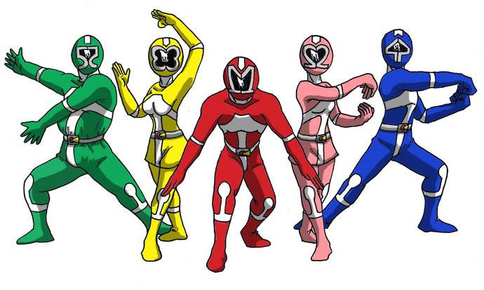 Super Sentai  Ep11char18os
