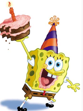 سجل حضوركـ بآسم آحد الآعضآء SpongeBobBirthday