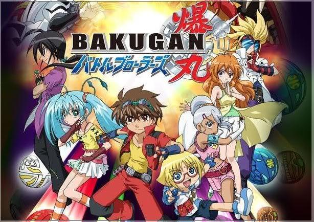 Bakugan 1-52 (dubbed) (.AVI) Bakugan